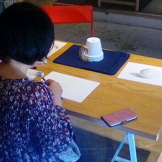 1月8日『本気のお絵かき教室』~武蔵新城