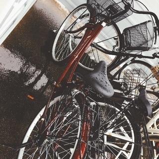 急募!自転車を引き取ってください!