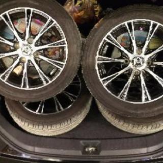 RIZLEY(ライツレー)タイヤ&ホイールセット