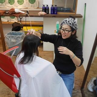 子育てママのハッピーへアーサロン 1.28 @大阪 中崎町AManto <無料><託児有>  - イベント
