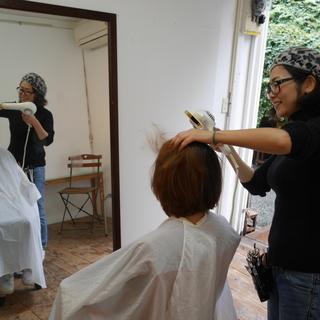 子育てママのハッピーへアーサロン 1.28 @大阪 中崎町AManto <無料><託児有>  - 地域/お祭り