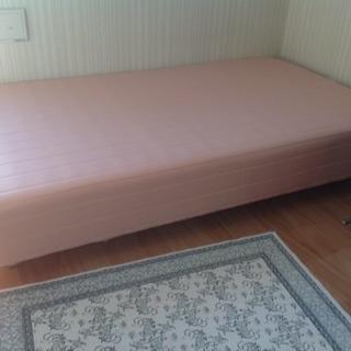 セミシングル ピンク 美品 100x185cm 1月31まで申し...