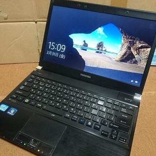 東芝 Dynabook RX3 i5 560M 13インチ薄型W...