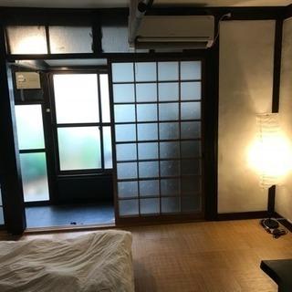 風情がある京町家 京都、東寺駅近く