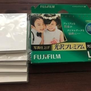 富士フィルム インクジェット プリンター 写真 用紙