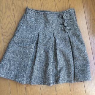 110 イトキン ninos ninos ツィードスカート