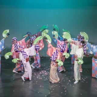 民族舞踊【舞踊団員募集】【体験レッスン生募集】