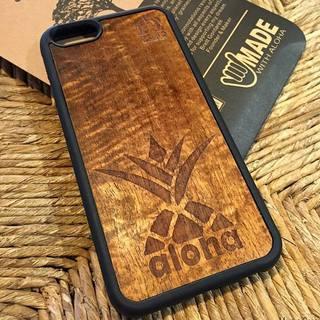 ハワイアン コアウッド iPhoneケース