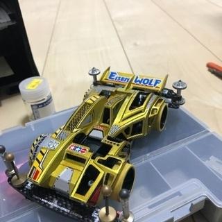 ミニ四駆 バックブレーダー 改造