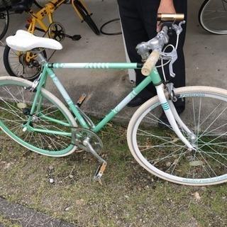 wachsen自転車(美品)