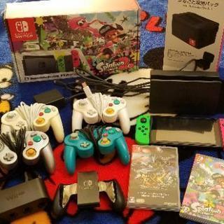 NintendoSwitch売ります!