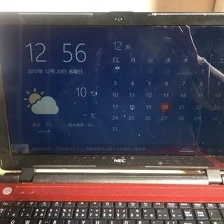 NECのノートパソコン譲るます