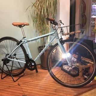 新品  女性用クロスバイク  FAIRDALE  LOOKFAR