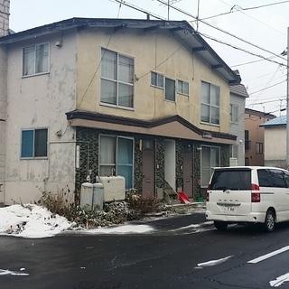 札幌市北45条東5丁目のアパート一棟貸し、貸事務所、レンタルオフィ...