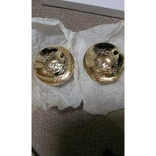 【値下げしました☆】★【新品未使用】サルの金杯 2個セット 額付き★