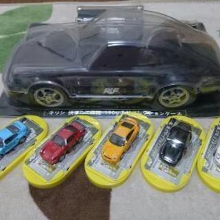 RUFミニカー全7種&コレクションケース