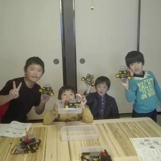 5歳から対象 ロボット教室