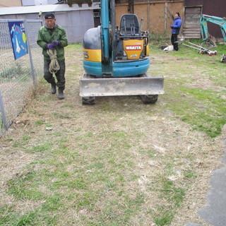 福岡便利屋空き地の防草工事