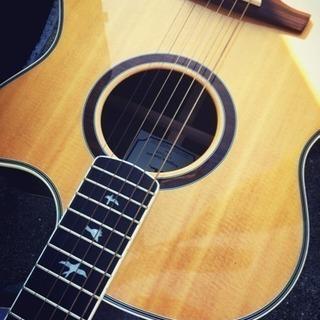 【 女性限定 】ギター教えます!