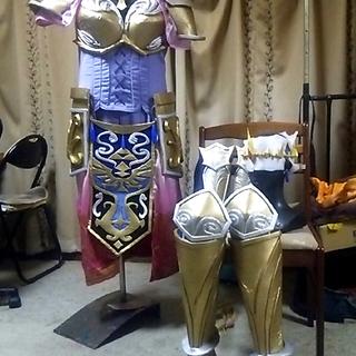 コスプレ衣装製作お手伝いします。