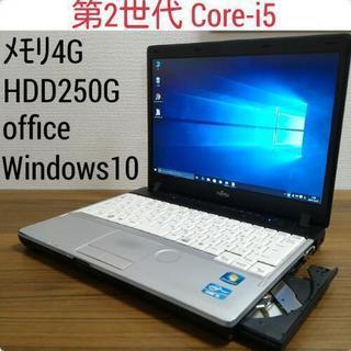 お取引中)第2世代Core-i5 メモリ4G HDD250G O...