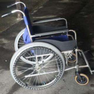 【中古美品】メーカー不明 車椅子 引き取り限定!