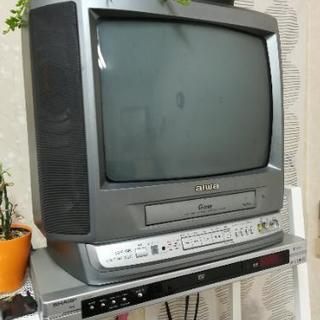 テレビデオ DVDセット