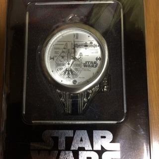 スター・ウォーズ プレミアム ミレニアム・ファルコン型懐中時計