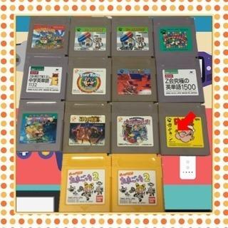 ゲームボーイ&カラー*バラ売りOK!(2)