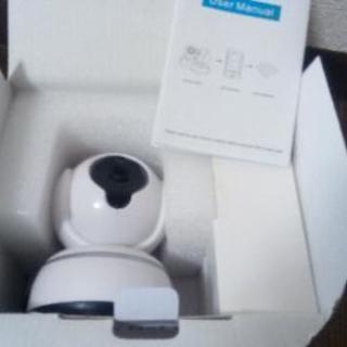 ネットワークカメラ(開封のみ未使用品)