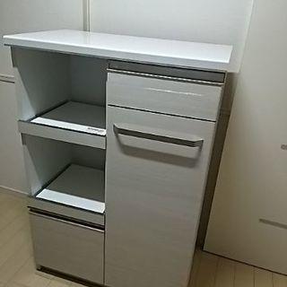 最終の値引き!◆新品 未使用◆キッチンカウンター レンジ台