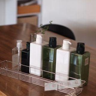 新品未使用 無印良品 シャンプーボトル 詰替えボトル 2本セット - 生活雑貨