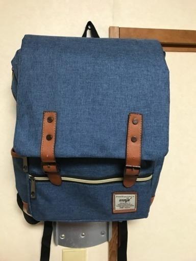 02bf9263b402 通学用に最適なリュック (ななこ) お花茶屋のバッグの中古あげます・譲り ...
