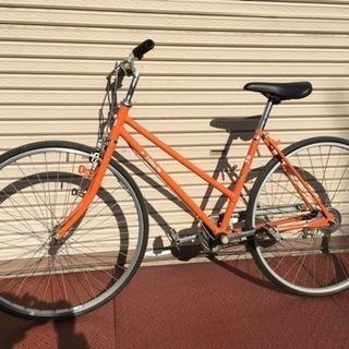 【希少】サイモト自転車  pizzicato(ピチカート)27イン...