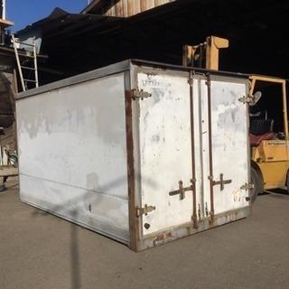 【中古】冷凍コンテナ 2トン