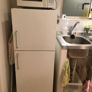 【0円】無印良品冷蔵庫 2007年度製