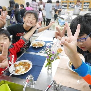1月18日 Happyコミュニティ食堂withこども寄席@入間 東藤沢公民館 <無料> - 地域/お祭り