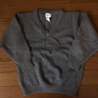 110 ボンポワン Vネックセーター