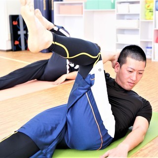 体幹トレーニング 初回体験60分¥1,000