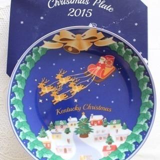 新品2枚セット クリスマスプレート