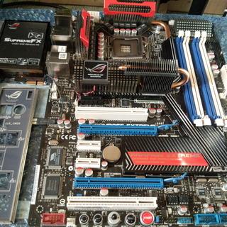 LGA775 マザーボード ASUS Rampage Extrem...