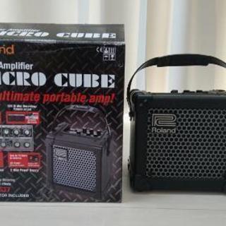 値下げしました。【中古ギターアンプ】MICRO CUBE