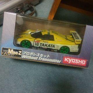 ミニッツレーサー タカタ NSX