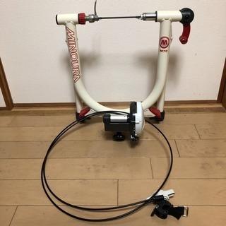 値下げ!ミノウラ 自転車 固定ローラー M70