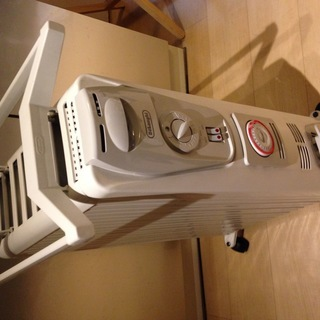 デロンギ製 オイルヒーター