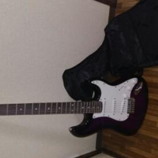 ほとんど新品エレキギター
