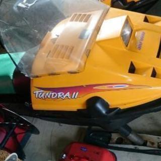 ski doo TUNDRAⅡ スノーモービル