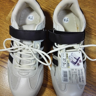 【未使用】安全靴 27cm