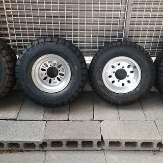 タイヤホイールセット ATV 未使用