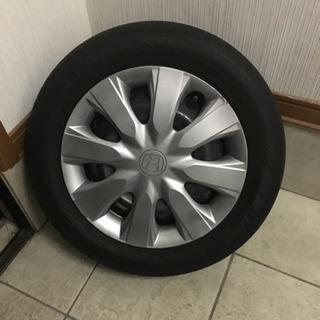 中古軽自動車用タイヤ付きホイール